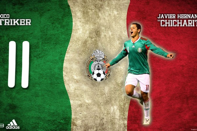 Chicharito Hernandez Wallpapers - Wallpaper Cave