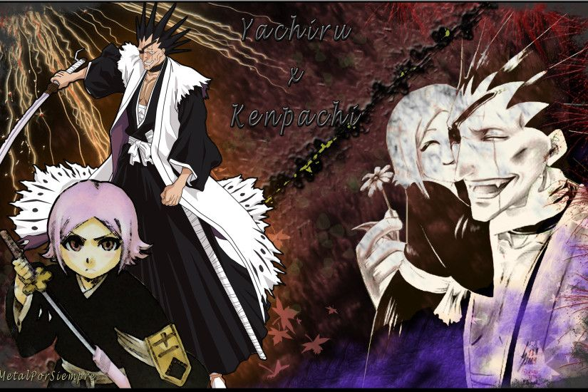 Yachiru x Kenpachi Wallpaper by MetalPorSiempre Yachiru x Kenpachi Wallpaper  by MetalPorSiempre