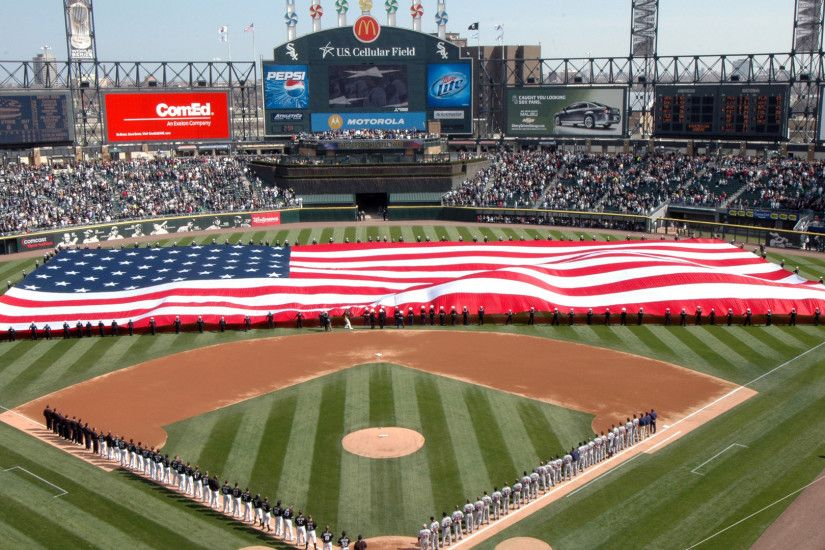 Chicago White Sox Stadium Game, Chicago White Sox, Stadium, Mlb, Sports,