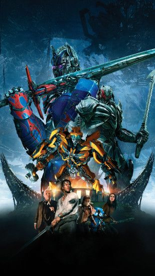 Transformers The Last Knight 2017 Movie · 1080x1920 Transformers The Last  Knight 2017 Movie