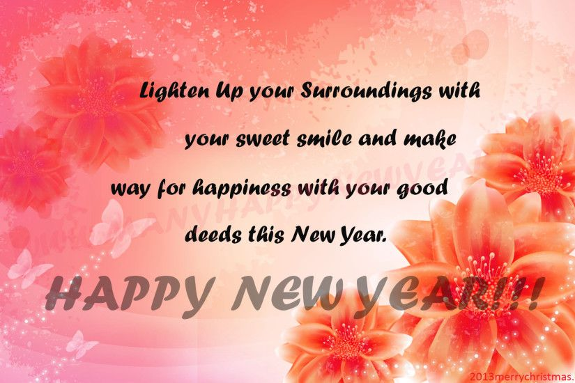 Happy New Year 2018 wishes, images, wallpaper