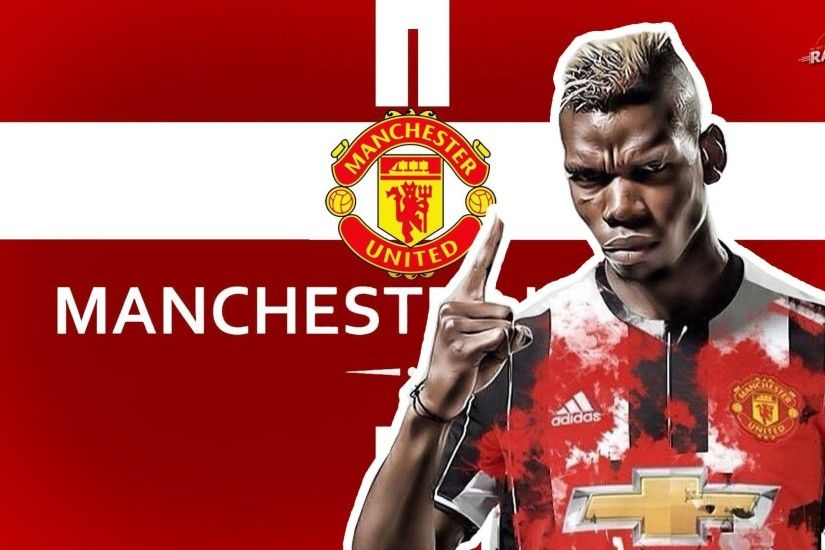 1920x1080 Paul Pogba â—‹ Welcome back to Manchester United â—‹ 2016/