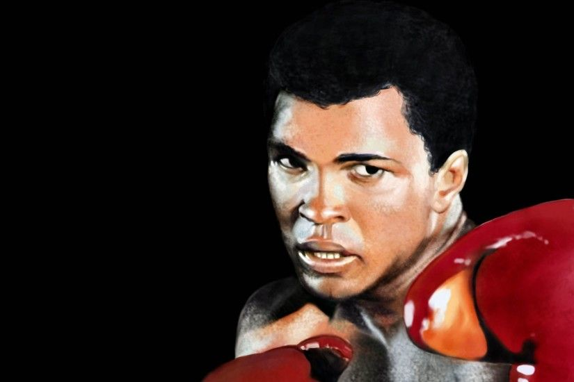 Wallpapers For > Muhammad Ali Wallpaper Nike