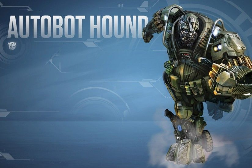 autobot hound transformers 4 age of extinction wallpaper
