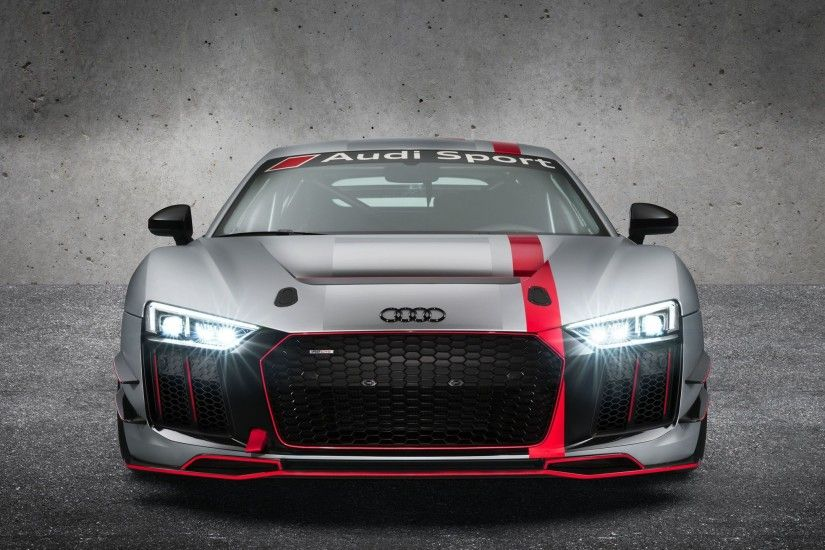 Tags: Audi R8 LMS GT4, 2018, HD