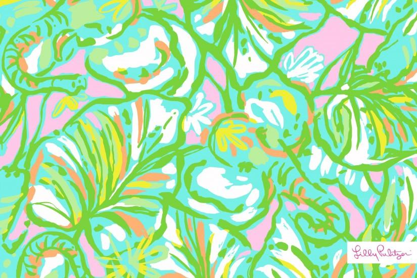 Lilly Pulitzer Anchor Wallpaper Free