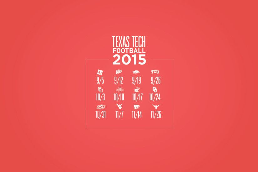 free Texas Tech football schedule wallpaper · 1600×1200 ...
