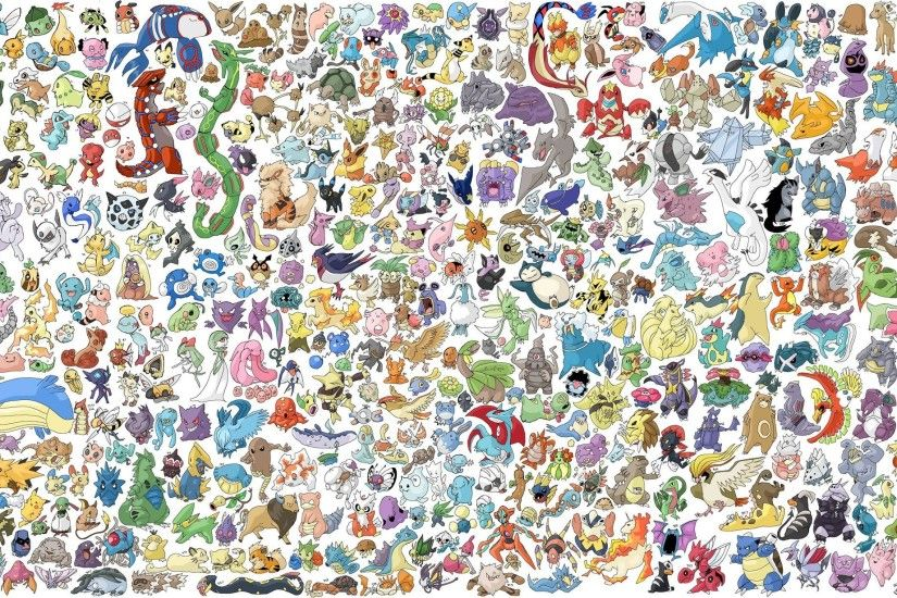 Cool Pokemon Backgrounds Wallpaper