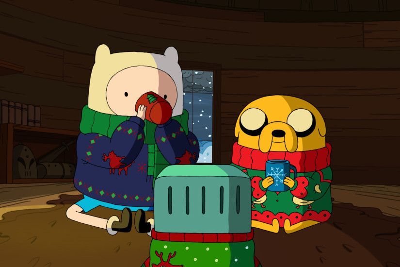 Adventure Time – s03 e01: Holly Jolly Secrets