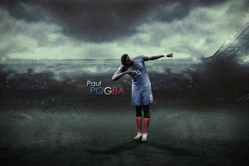 ... Paul Pogba by TommyniusGFX