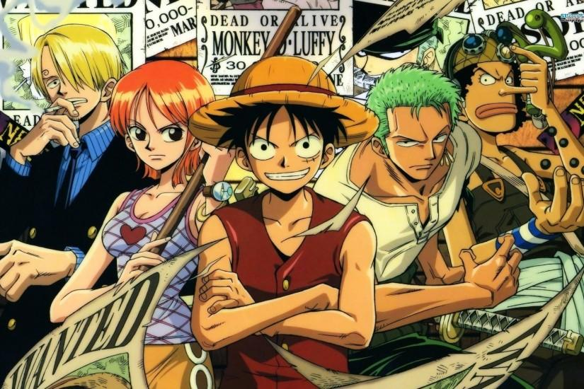 One piece picture HD.