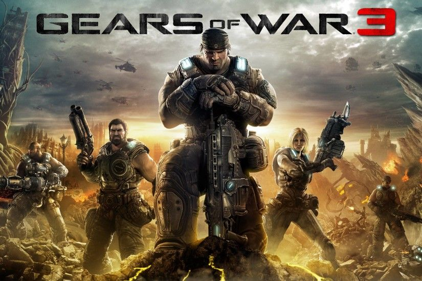 2011 Gears of War 3 Wallpapers | HD Wallpapers