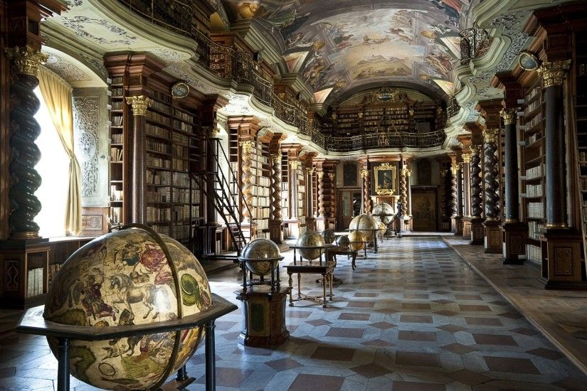 fantasy library background - Google Search