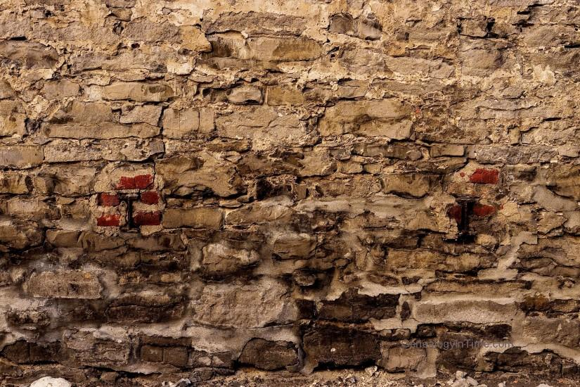 free download brick wall background 2048x1536 windows xp