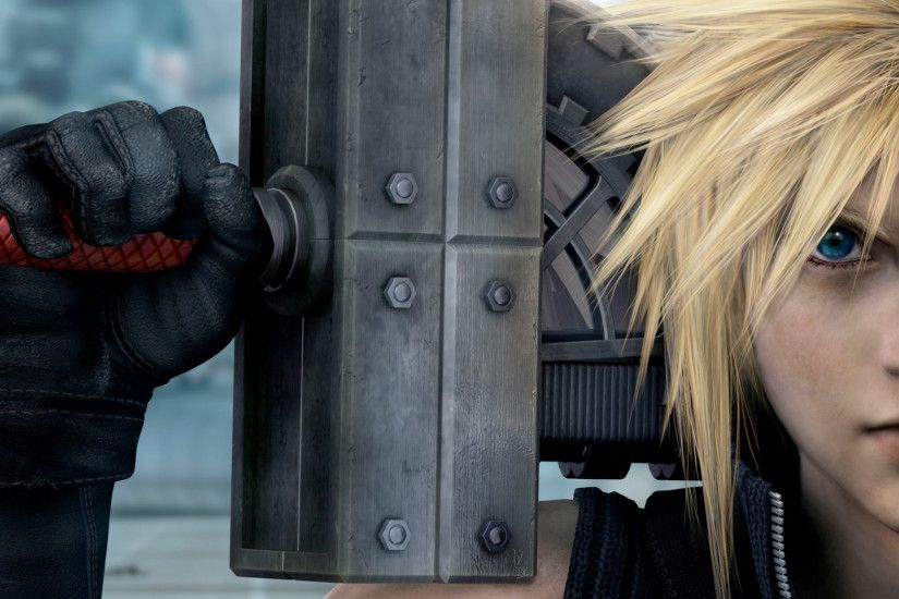 Cloud Strife Final Fantasy VII Advent Children