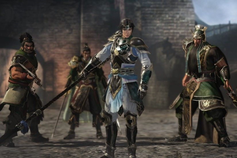 1 Dynasty Warriors 8 Xtreme Legends HD Wallpapers | Backgrounds - Wallpaper  Abyss