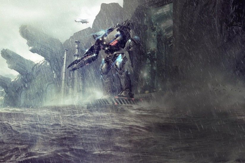Pacific Rim HD Wallpaper 1920x1080
