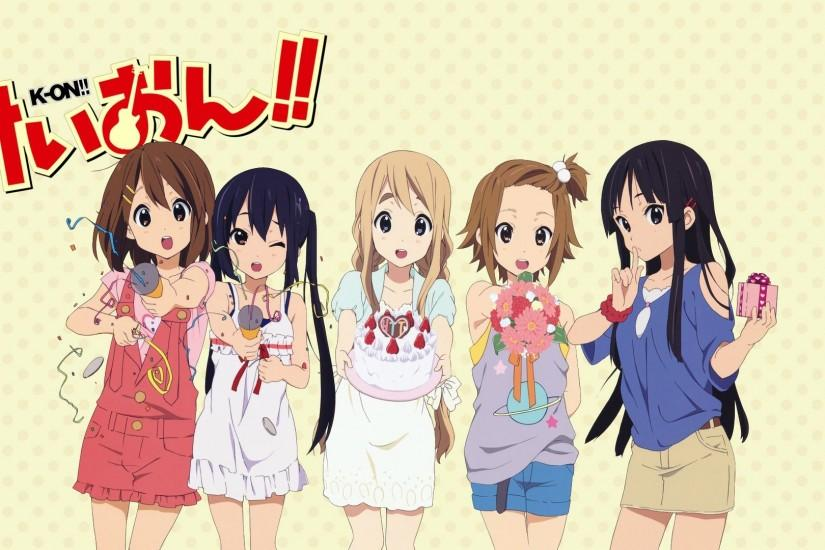 K-ON!! Wallpaper [1920x1080] - Xpost from /r/HTT ...
