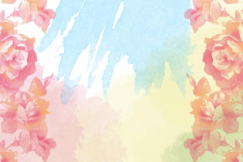 full size watercolor background 1920x1152 download free