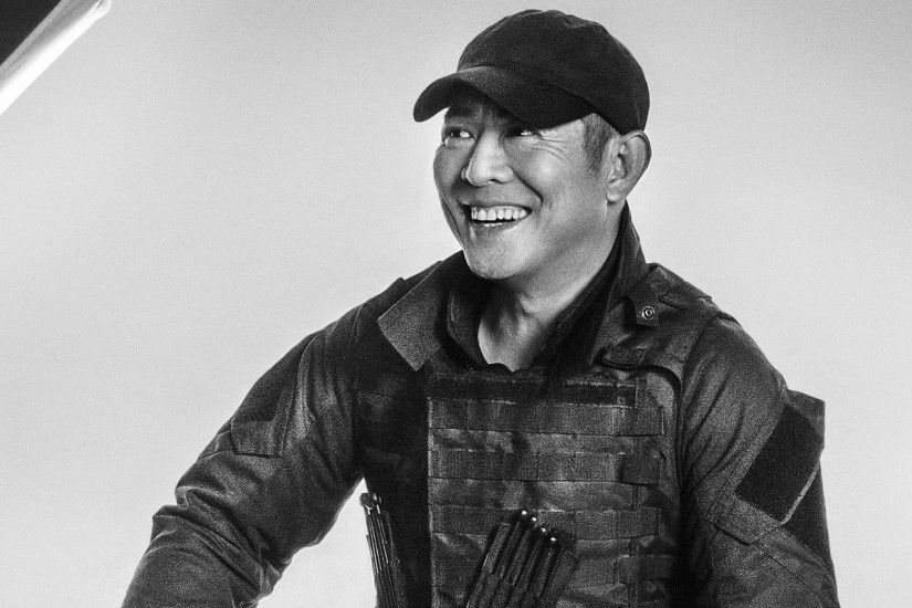 Jet Li as Yin Yang in The Expendables 3