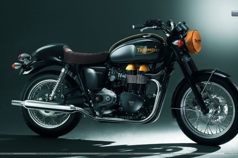 Triumph Bonneville Wallpapers