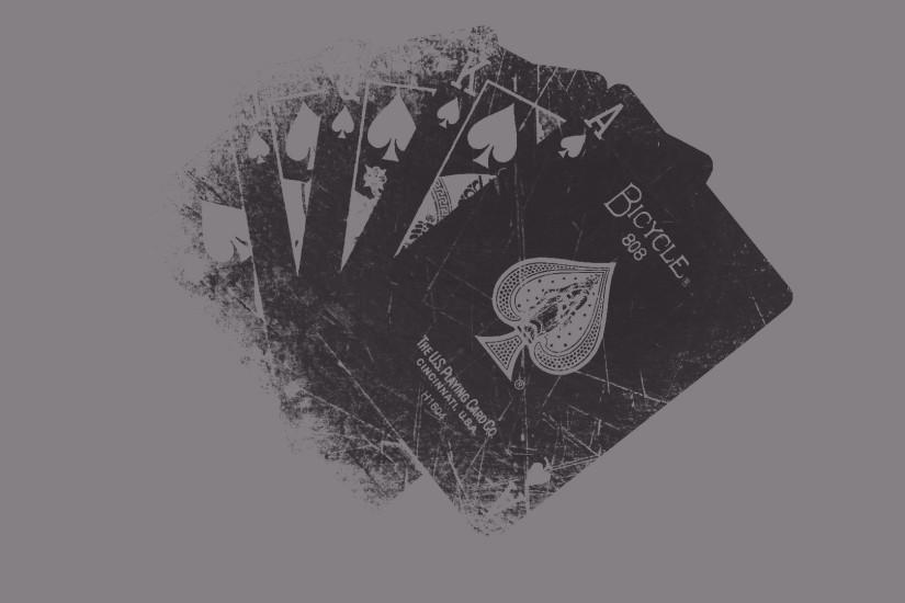 Grunge Playing Cards HD 1080p Wallpapers Download