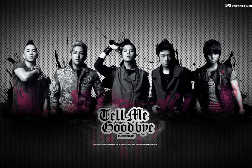 Wallpapers Of The Day: Bigbang Wallpapers | 1920x1200 px Bigbang Backgrounds