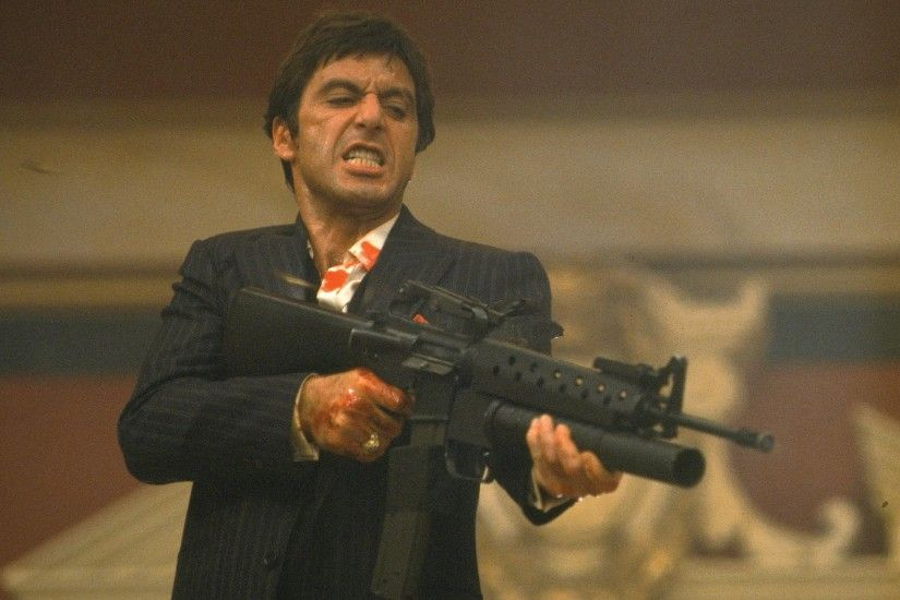 HD Wallpaper | Background ID:836912. 1920x1358 Movie Scarface
