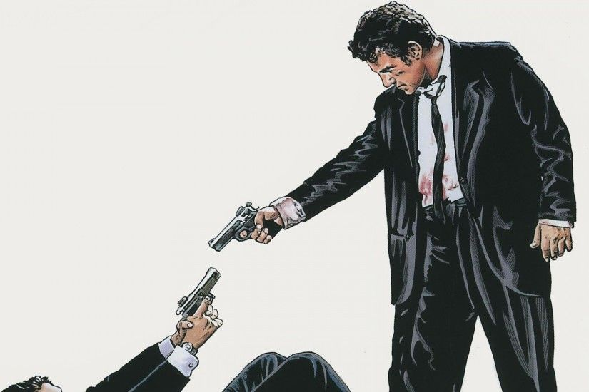 Preview wallpaper reservoir dogs, 1991, harvey keitel, tim roth, larry  dimmick,