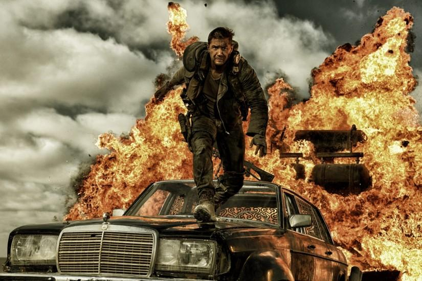 16 HD Mad Max Fury Road Movie Wallpapers