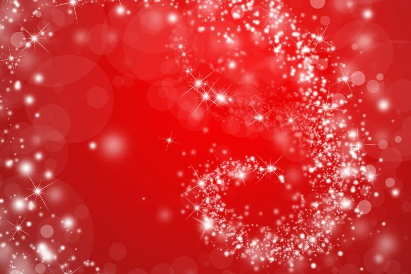 star swirl on red christmas background image