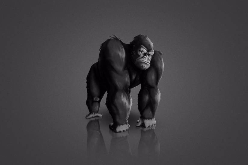 download free harambe wallpaper 1920x1200