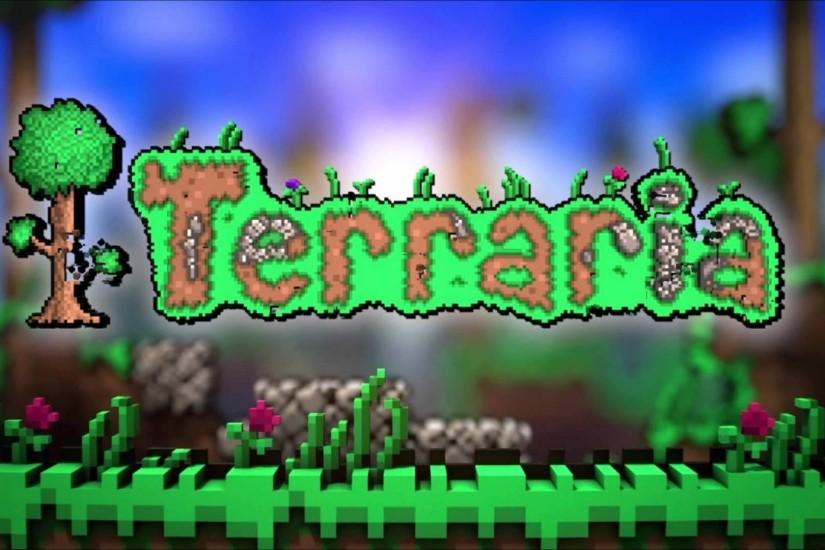 free download terraria background 1920x1080