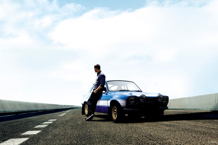 Fast And Furious 6 Paul Walker Wallpaper - wallpaper.