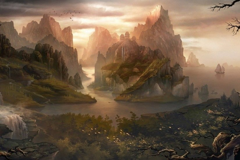 ... Fantasy HD Backgrounds 7993 - HD Wallpaper Site ...