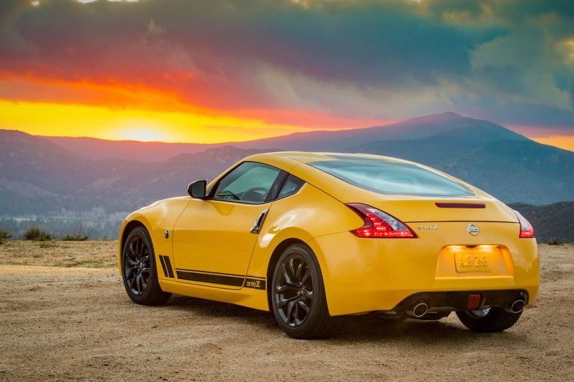 2018 Nissan 370Z Heritage Edition 2