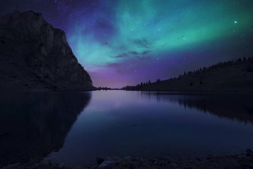 download northern lights wallpaper 2500x1562