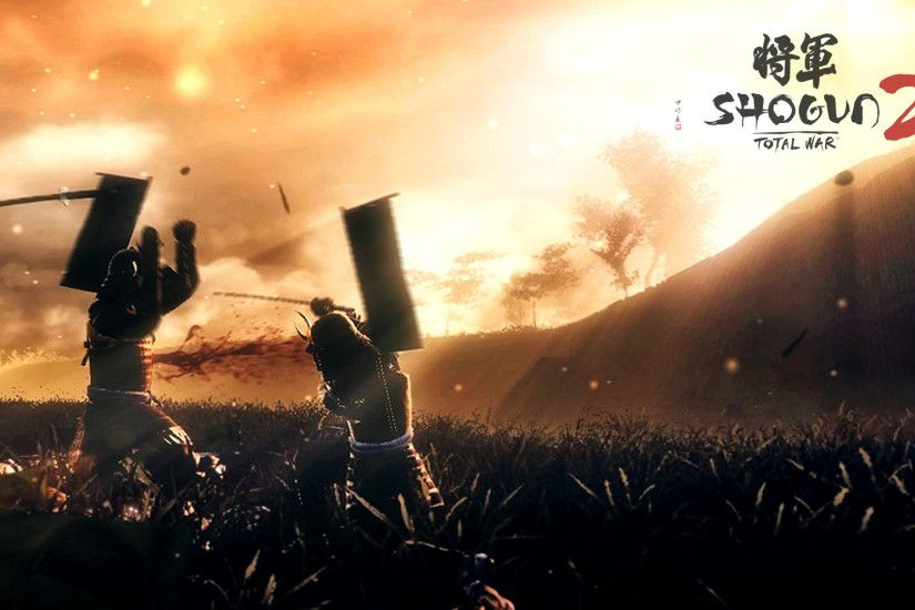 1920x1080 Wallpaper shogun 2, total war, the creative assembly, sega