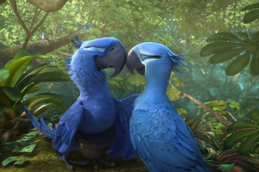 Rio 2 (2014) Movie HD Wallpapers & Facebook Cover Photos