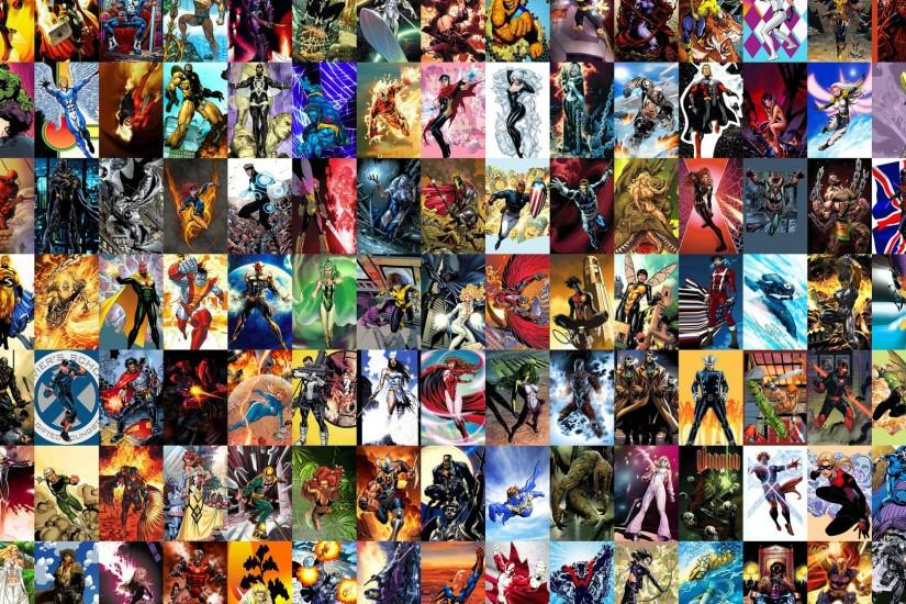 60 Marvel Backgrounds 1 Download Free Awesome For