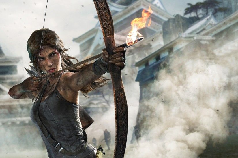 Lara Croft Rise Of The Tomb Raider wallpapers (80 Wallpapers)