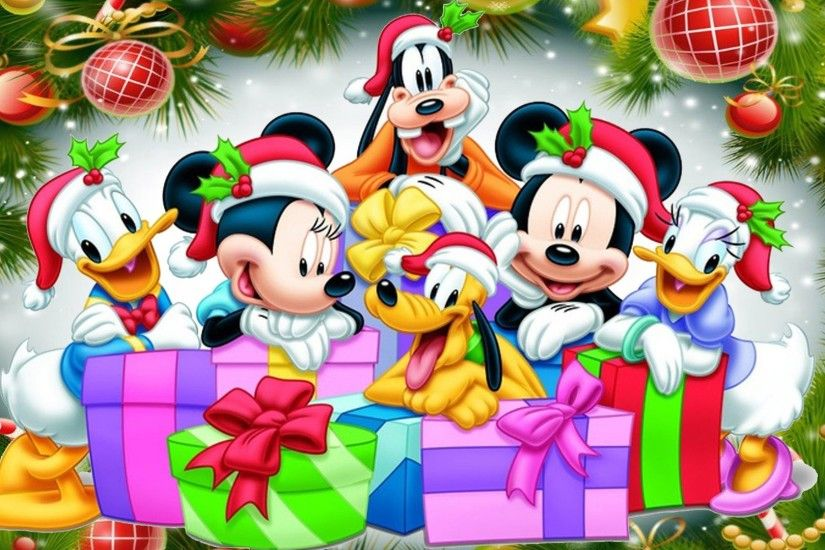 Minnie And Mickey Merry Christmas Than Mickey And Friends Desktop Hd ...  Minnie And Mickey Mouse Iphone Minnie Wallpaper ...