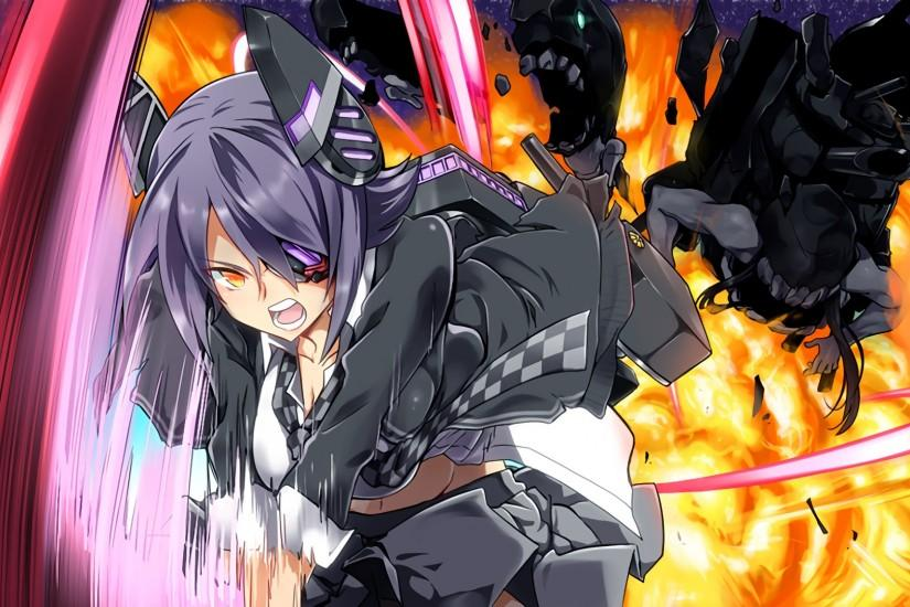 Anime - Kantai Collection Tenryuu (Kancolle) Wallpaper
