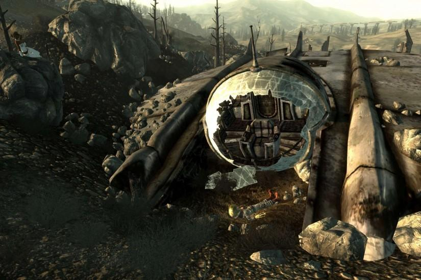 Fallout Alien Game Wallpaper HD Widescreen Archives - HD Wallpapers .