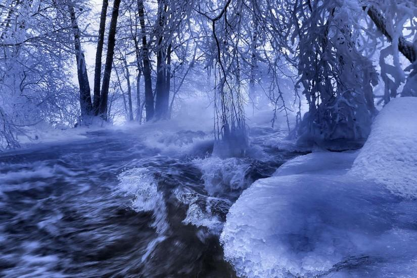 wallpapers winter wallpaper river nature 1920x1080