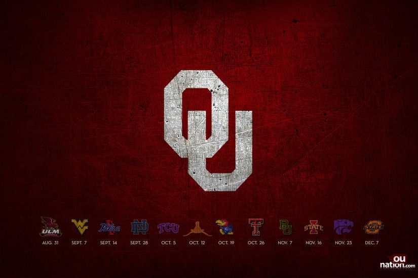 OUnation.com | University of Oklahoma Themed Wallpapers Free for