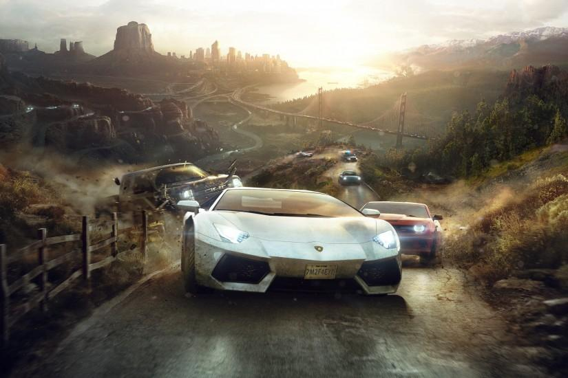 The Crew 2014 Game Wallpapers | HD Wallpapers