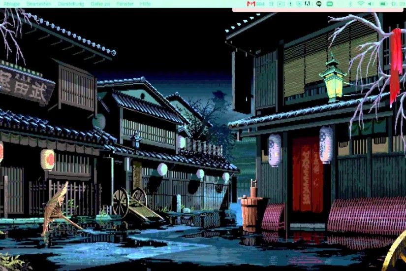 Animated Wallpaper NEO GEO STYLE