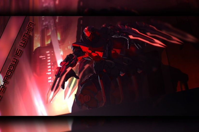 ZED Wallpapers (league of legends) by nacho-1999-4 on DeviantArt