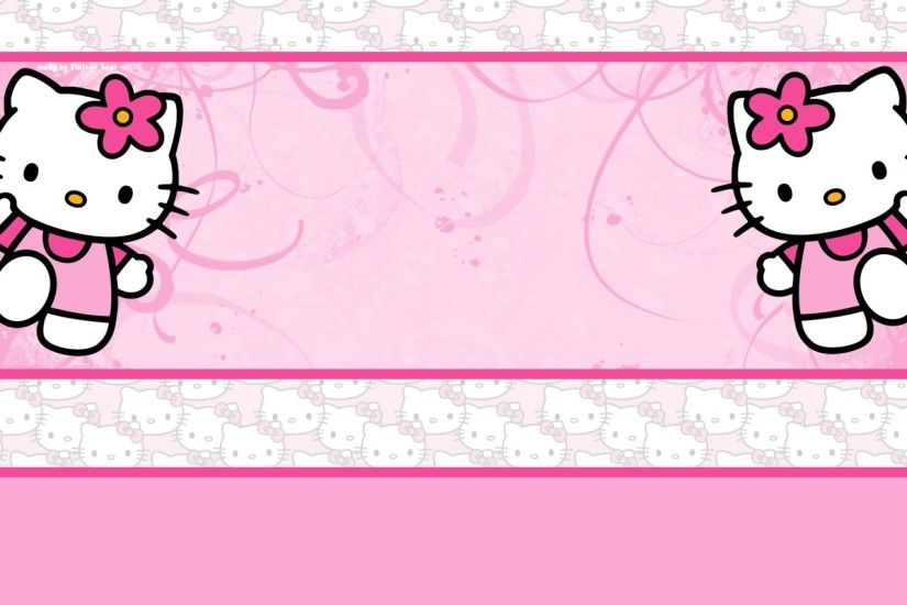1920x1200 Wallpapers For > Hello Kitty Fall Wallpaper